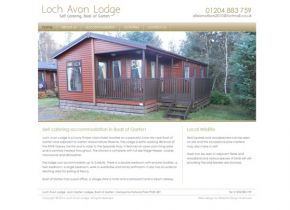 Loch Avon Lodge